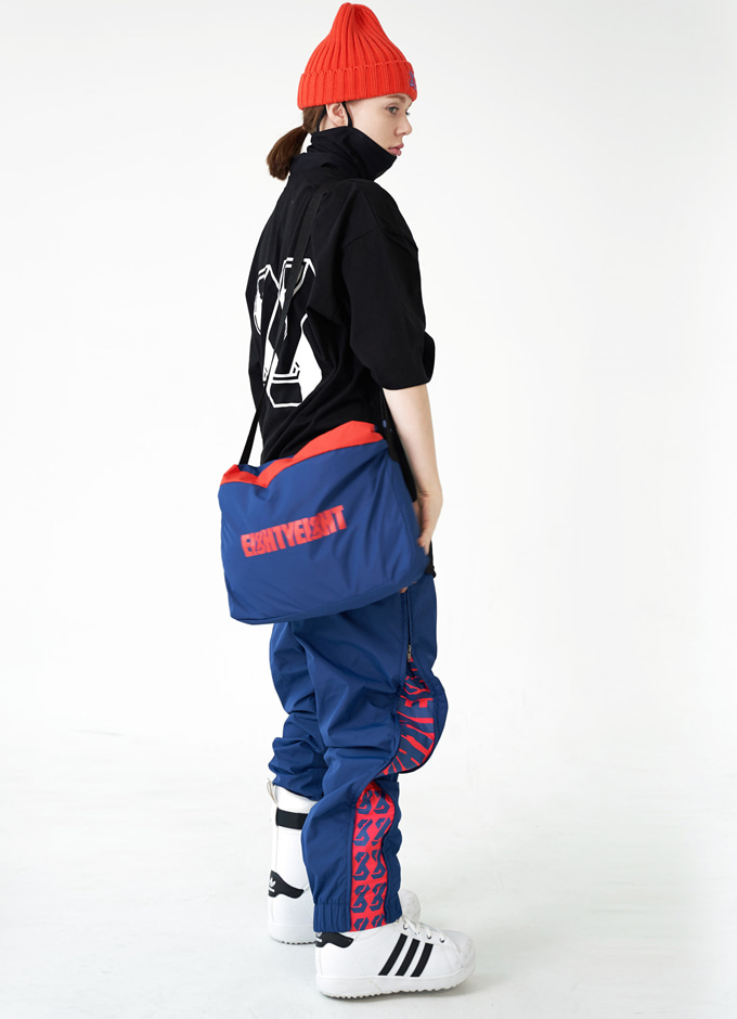 [88limited]P2 21BOXER pants(P2 21복서팬츠-NAVY/RED)