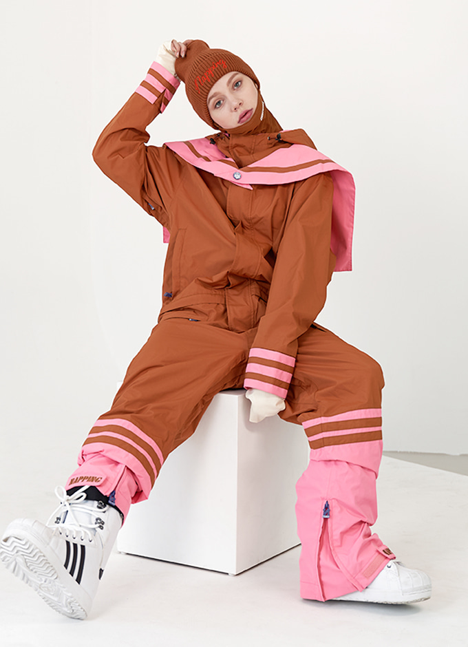 [napping]J1 SAILOR(J1 세일러-CAMEL/PINK)