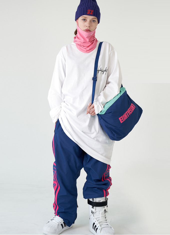 [88limited]P1 21-1988pants(J1-21-1988팬츠-NAVY/PINK)